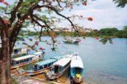 Boat ride the Perfume River