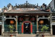 Thien Mau Pagoda