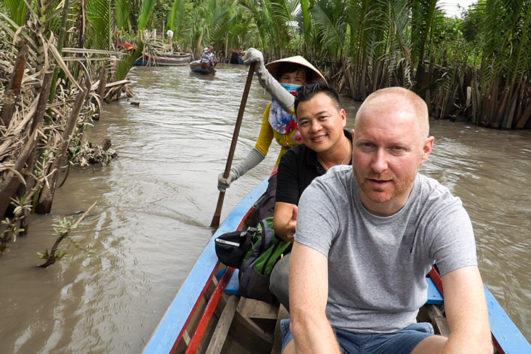 The Mekong Delta