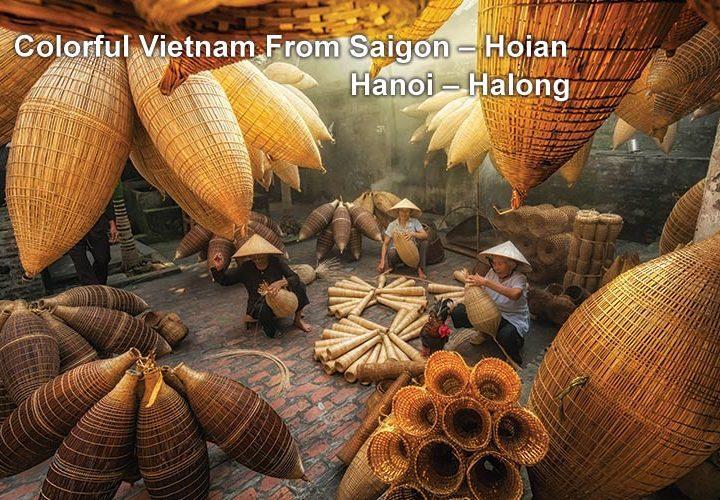 Pa Tour – Hanoi – Halong