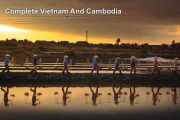 Pa Tour Complete Vietnam And Cambodia