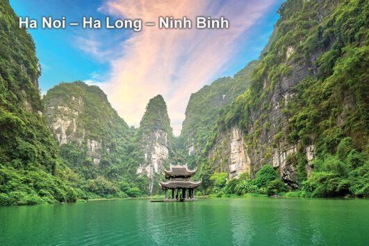 Pa Tour Ha Noi – Ha Long – Ninh Binh