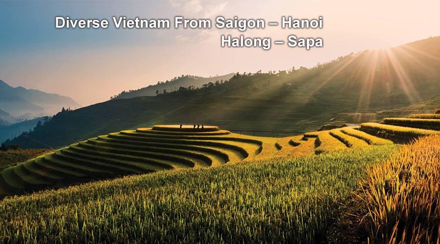Pa Tour Halong – Sapa