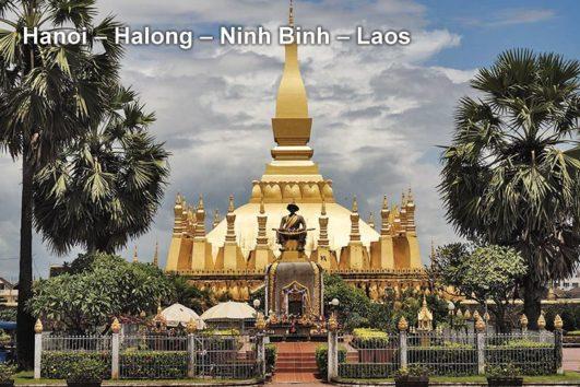Pa Tour Hanoi – Halong – Ninh Binh – Laos
