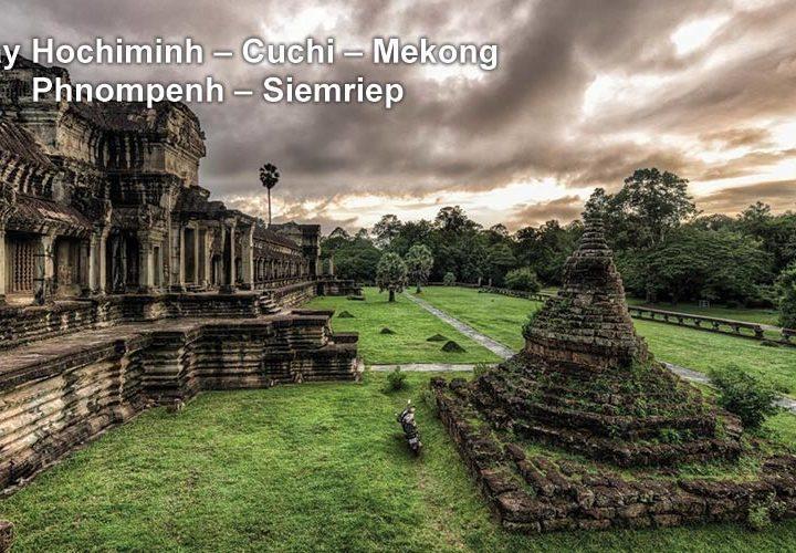 Pa Tour Phnompenh – Siemriep