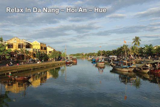 Pa Tour Relax In Da Nang – Hoi An – Hue